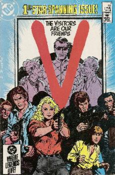 V - Issue 1 - February 1989 - DC Comics