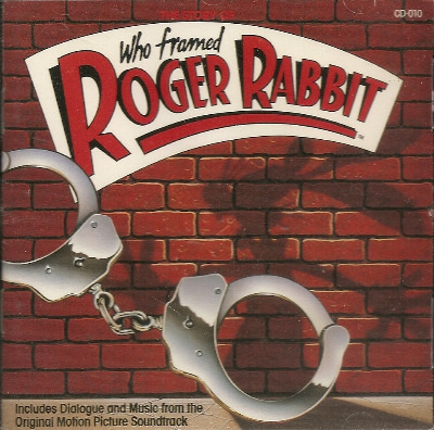 The Story Of Who Framed Roger Rabbit CD - NEW