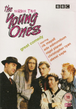 The Young Ones : Series 2 - DVD