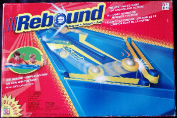 Rebound - Mattel - 2008 Version Of The 70s Classic