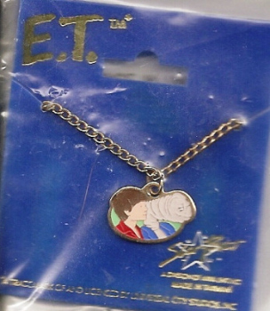 ET - Elliott And ET Pendant On Chain - NEW