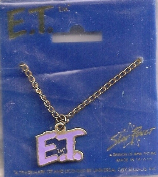 ET - Logo Pendant On Chain - NEW