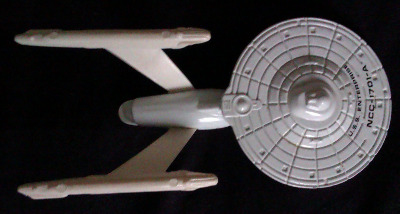 Star Trek - USS Enterprise NCC-1701-A - ERTL - RARE