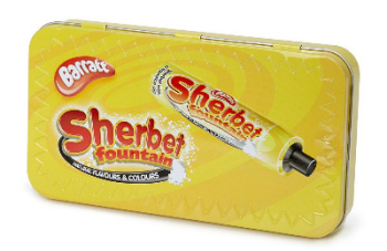 Barratt - Sherbet Fountain Pencil Tin - NEW