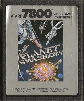 Planet Smashers - Atari 7800 - Cartridge Only - 1990