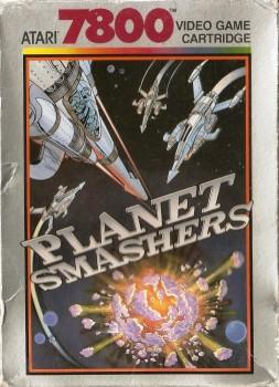 Planet Smashers - Atari 7800 - 1990