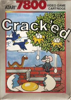 Crack 'ed - Atari 7800 - 1988