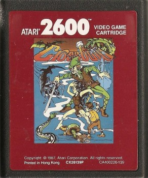 Crossbow - Atari 2600 - Cartridge Only - 1987