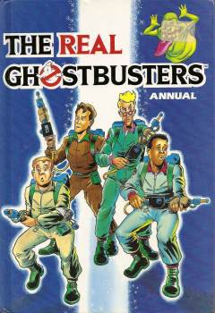 The Real Ghostbusters Annual - 1989