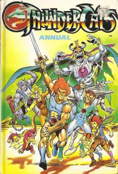 Thundercats Annual - 1986