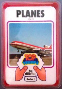 Top Trumps - Planes - [red case]