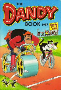 Dandy Annual - 1987