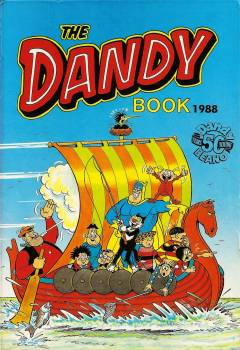Dandy Annual - 1988