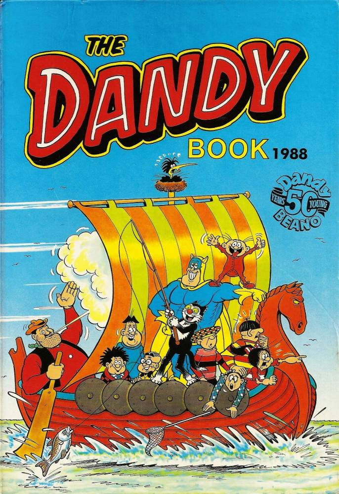 Dandy Annual - 1988