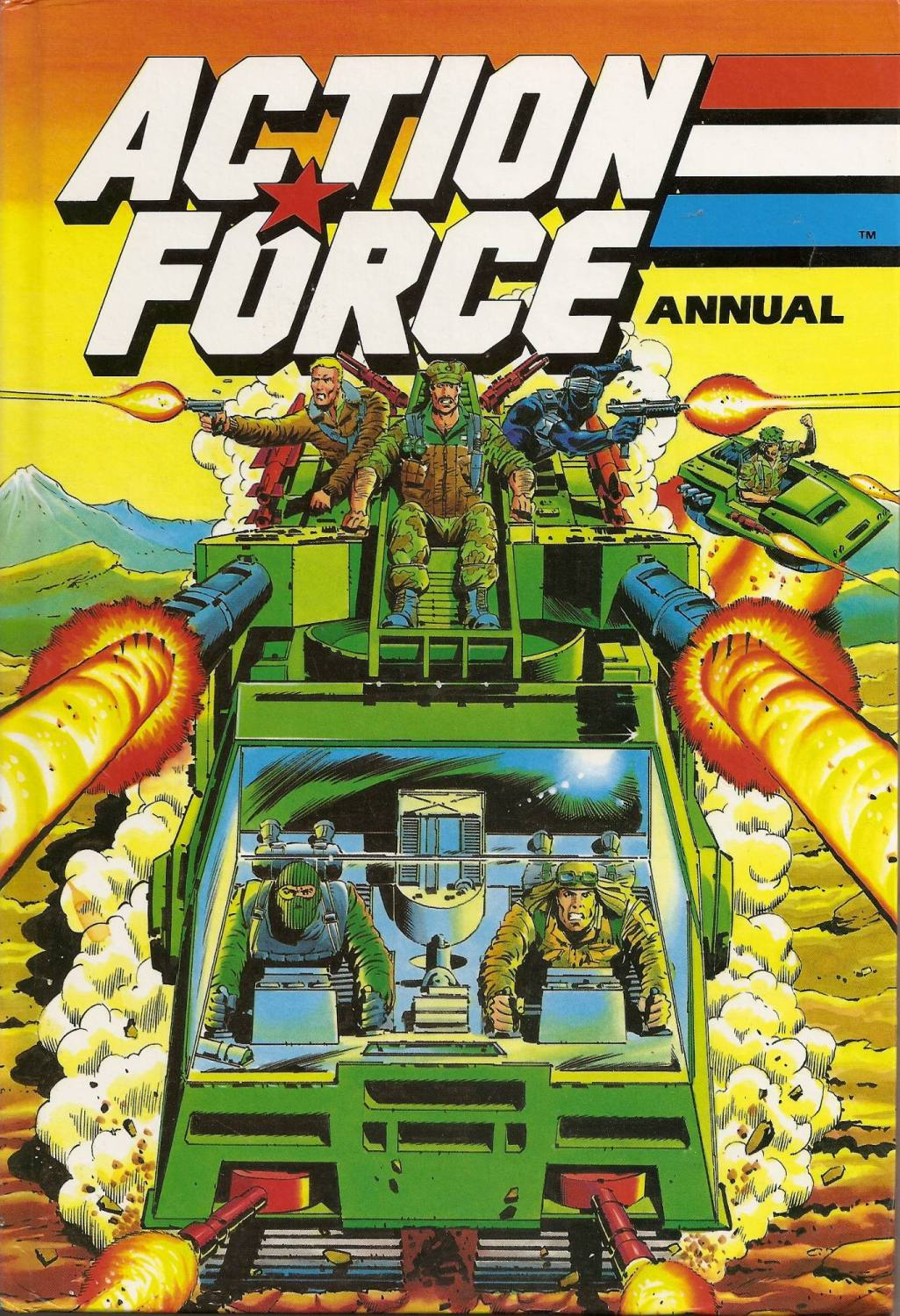 Action Force Annual - 1989