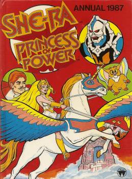 She-Ra : Princess Of Power Annual - 1987