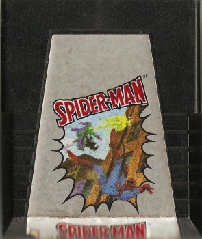 Spider-Man - Atari 2600 - Parker Brothers - Cartridge Only - 1982