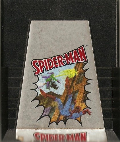 - Spiderman - Atari 2600 - Parker Brothers - Cartridge Only - 1982
