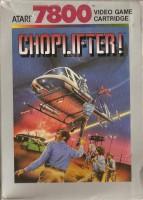 Choplifter - Atari 7800 - 1987
