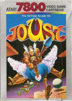 Joust - Atari 7800 - 1987