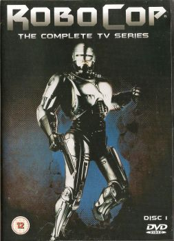Robocop : The Complete TV Series DVD - Disc 1