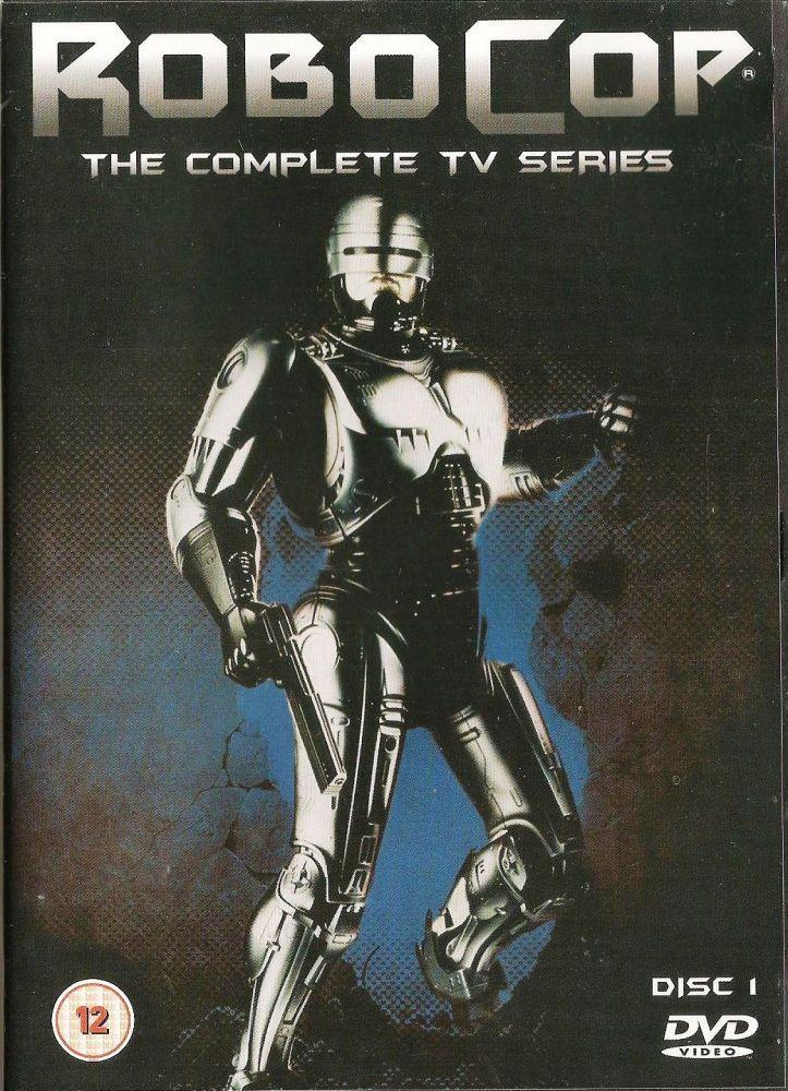 - Robocop : The Complete TV Series DVD - Disc 1