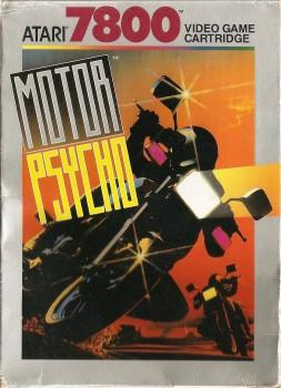 MotorPsycho - Atari 7800 - 1990