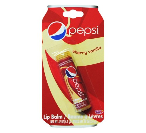 Pepsi Cherry Vanilla Lip Balm - NEW