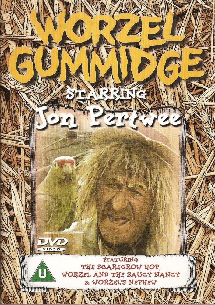 Worzel Gummidge : Volume 8 - DVD
