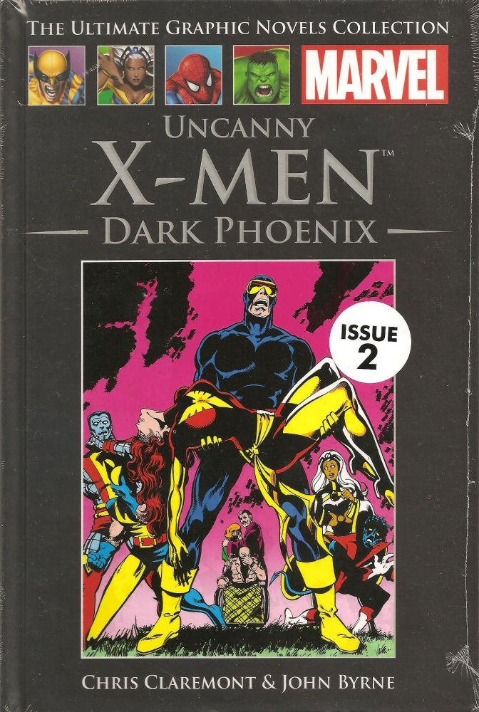 - Uncanny X-Men : The Dark Phoenix Saga Graphic Novel - NEW
