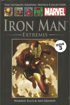 Iron Man : Extremis Graphic Novel - NEW