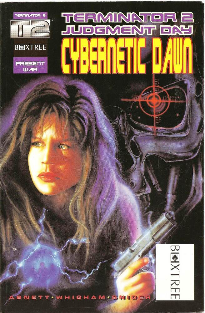 - Terminator 2 : Judgement Day : Cybernetic Dawn - Comic Graphic Novel - TP