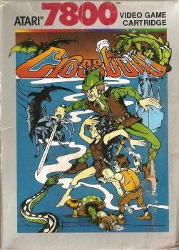 Crossbow - Atari 7800 - 1987