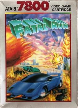 Fatal Run - Atari 7800 - 1990