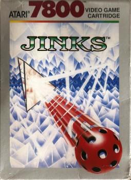 Jinks - Atari 7800 - 1989