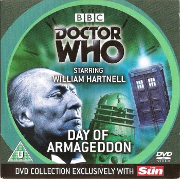 Doctor Who : Day Of Armageddon - William Hartnell - DVD