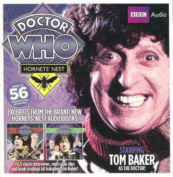 Doctor Who : Hornets' Nest - Tom Baker - Sampler CD - 2009