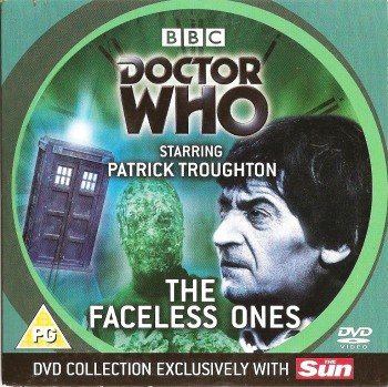 Doctor Who : The Faceless Ones - Part 1 - Patrick Troughton - DVD