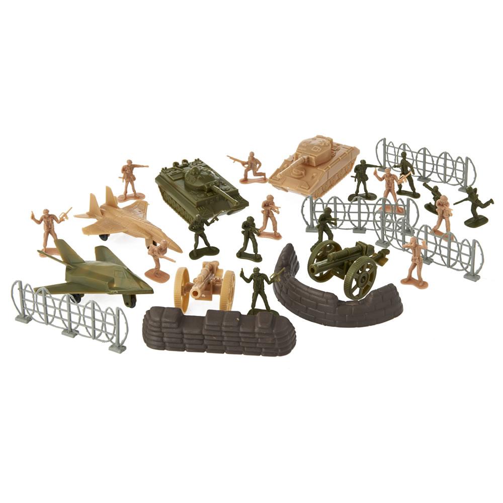 Special Forces Battle Pack - 28 Piece Set - NEW