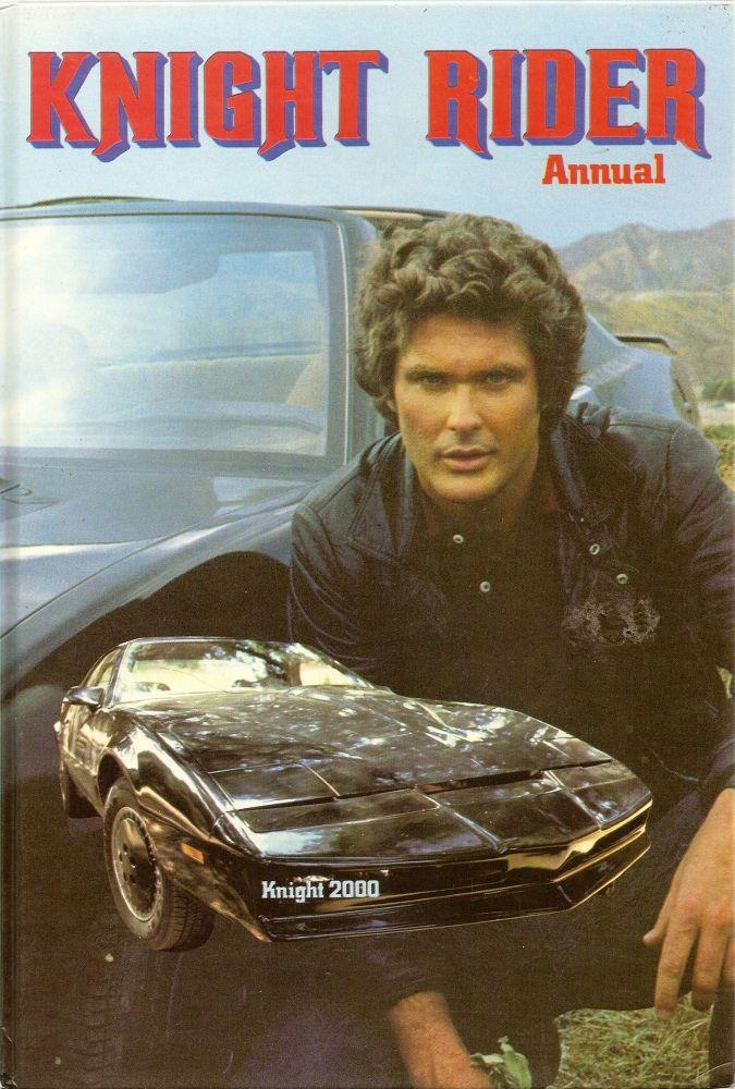 Knight Rider Annual - 1983