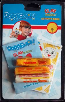 Clay Buddies - Doraemon : Dorami - 2013 - NEW