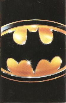 Batman - Motion Picture Soundtrack - Prince - Cassette