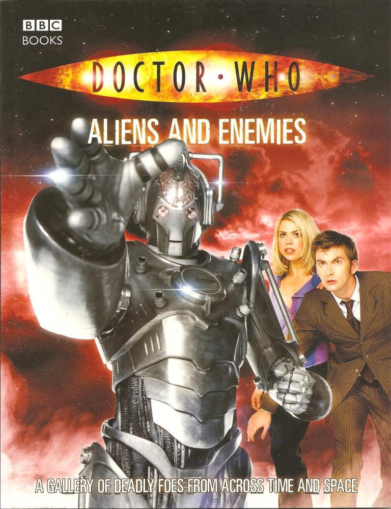 Doctor Who - Aliens and Enemies Book - 2006