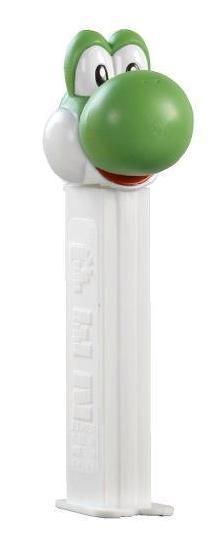 Pez Dispenser - Super Mario - Yoshi - Nintendo - NEW