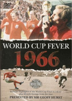 - World Cup Fever 1966 DVD - NEW