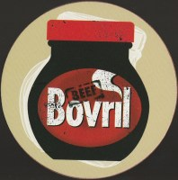 Bovril Round Coaster - 2012 - NEW