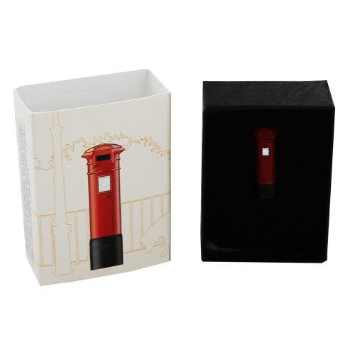Royal Mail Pillar Box Pin Badge - First National Standard - 2010 - NEW