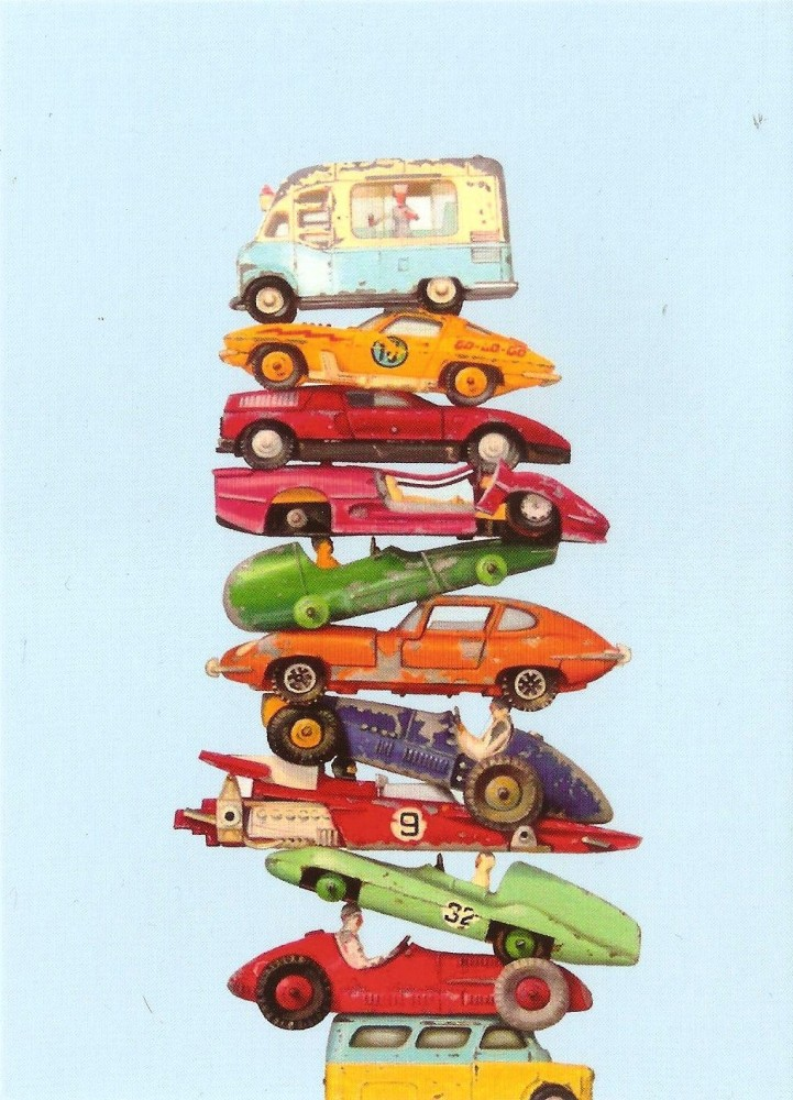 Retro / Vintage Toy Cars -