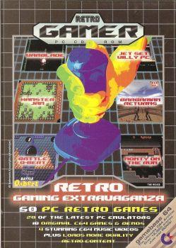Retro Gamer Magazine Cover Disc - Retro Gaming Extravaganza - 2004