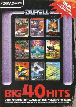 Retro Gamer Magazine Cover Disc - Durell : Big 40 Hits - 2004